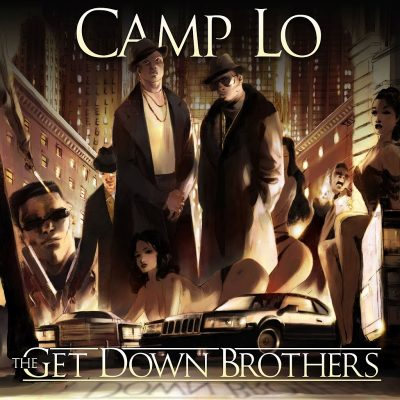 Camp Lo – The Get Down Brothers (WEB) (2017) (320 kbps)