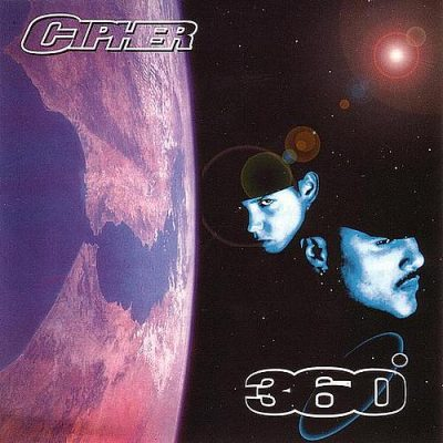 Cipher – 360 Degrees (CD) (1995) (FLAC + 320 kbps)