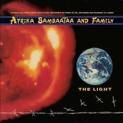 Afrika Bambaataa And Family – The Light (1988-2007) (CD) (FLAC + 320 kbps)