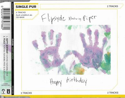 Flipsyde Featuring Piper – Happy Birthday (2006) (CDS) (FLAC + 320 kbps)