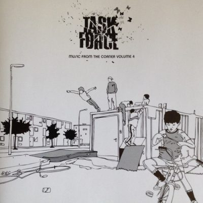 Task Force – Music From The Corner Volume 4 (2006) (CD) (FLAC + 320 kbps)