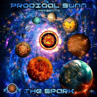 Prodigal Sunn – The Spark (WEB) (2017) (320 kbps)