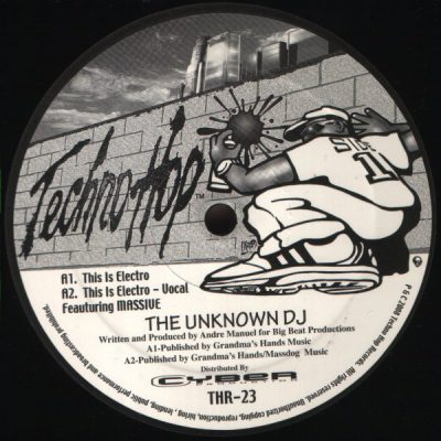 The Unknown DJ – This Is Electro / Mini Mois (2008) (VLS) (FLAC + 320 kbps)