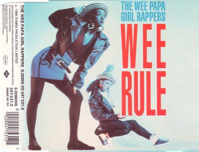 Wee Papa Girl Rappers – Wee Rule (1988) (Mini CDS) (320 kbps)