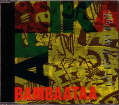 Afrika Bambaataa – Just Get Up And Dance (1991) (CDM) (FLAC + 320 kbps)