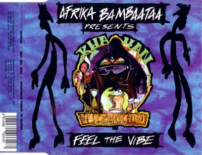 Afrika Bambaataa Presents Khayan & The New World Power – Feel The Vibe (1994) (CDM) (FLAC + 320 kbps)