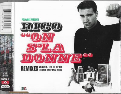 Rico – On S'La Donne Remixes (1995) (CDM) (FLAC + 320 kbps)