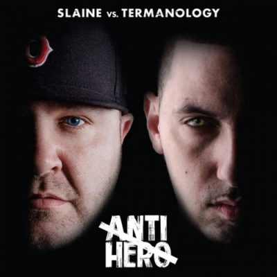 Slaine & Termanology – Anti-Hero (WEB) (2017) (FLAC + 320 kbps)