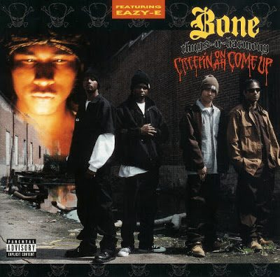 Bone Thugs-N-Harmony – Creepin On Ah Come Up EP (CD) (1994) (FLAC + 320 kbps)