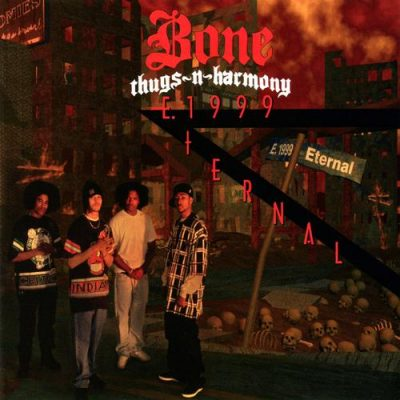 Bone Thugs-N-Harmony – E. 1999 Eternal (CD) (1995) (FLAC + 320 kbps)