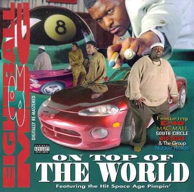 8Ball & MJG – On Top Of The World (CD) (1995) (FLAC + 320 kbps)