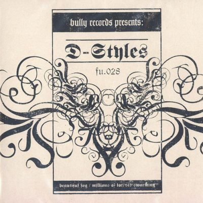 "D-Styles – Beautiful Fog / Millions Of Locusts Swarming (2007) (7"" VLS) (FLAC + 320 kbps)"