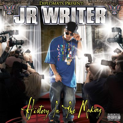 JR Writer – History In The Making (CD) (2006) (FLAC + 320 kbps)