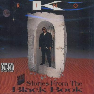 K-Rino – Stories From The Black Book (CD) (1993) (FLAC + 320 kbps)