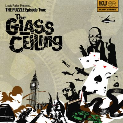 Lewis Parker – The Puzzle: Episode Two – The Glass Ceiling (2013) (WEB) (FLAC + 320 kbps)