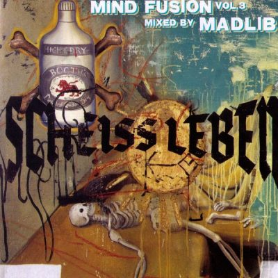 Madlib – Mind Fusion Vol. 3 (CD) (2005) (FLAC + 320 kbps)