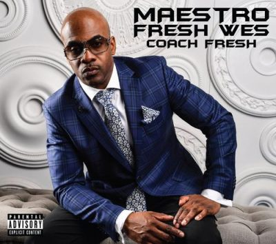 Maestro Fresh Wes – Coach Fresh (CD) (2017) (FLAC + 320 kbps)
