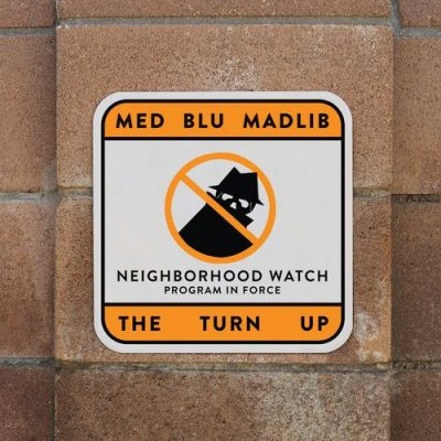 MED, Blu & Madlib – Turn Up EP (WEB) (2017) (320 kbps)