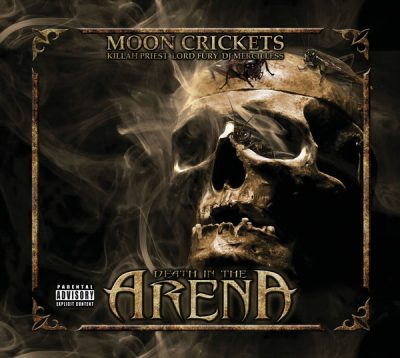 Moon Crickets – Death In The Arena (WEB) (2017) (320 kbps)