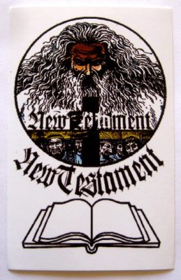 New Testament – The Day After (Vinyl) (2012) (FLAC + 320 kbps)