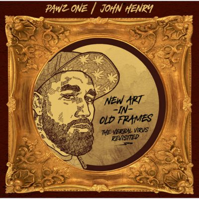Pawz One – New Art In Old Frames: The Verbal Virus Revisited (2017) (320 kbps)