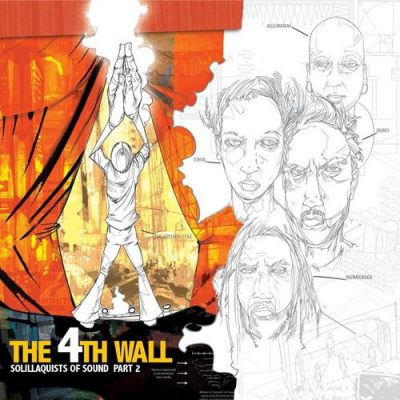 Sol.illaquists Of Sound – The 4th Wall, Part 2 (WEB) (2014) (FLAC + 320 kbps)