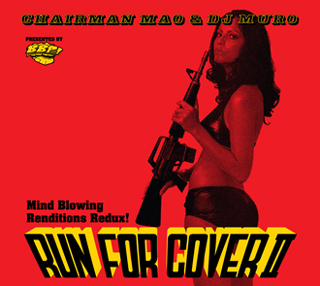 Chairman Mao & DJ Muro – Run For Cover II (2008) (2xCD) (FLAC + 320 kbps)