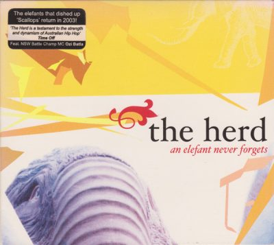 The Herd – An Elefant Never Forgets (CD) (2003) (FLAC + 320 kbps)