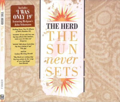The Herd – The Sun Never Sets (CD) (2005) (FLAC + 320 kbps)