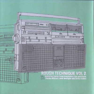 VA – Rough Technique Vol. 2 (2000) (CD) (FLAC + 320 kbps)