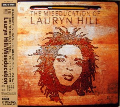 Lauryn Hill – The Miseducation Of Lauryn Hill (Japan Edition) (1998) (CD) (FLAC + 320 kbps)