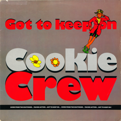 Cookie Crew – Got To Keep On (1989) (VLS) (FLAC + 320 kbps)