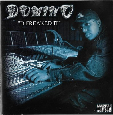 Domino – D Freaked It (2001) (CD) (FLAC + 320 kbps)