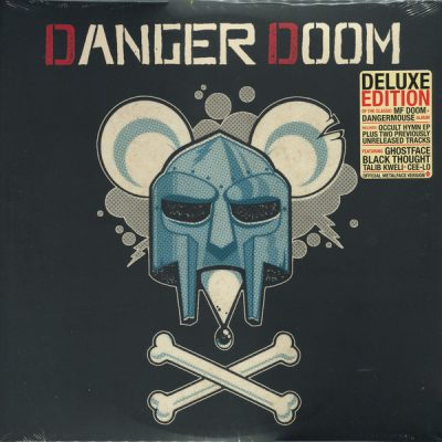DANGERDOOM – The Mouse And The Mask: Metalface Edition (WEB) (2005-2017) (320 kbps)