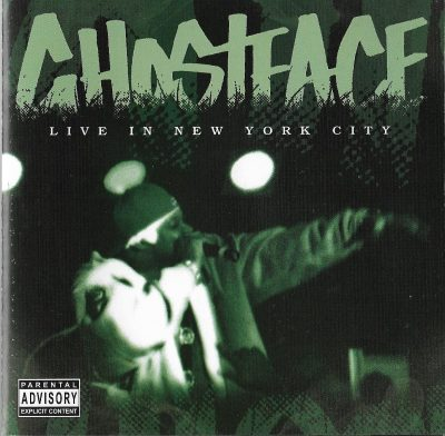 Ghostface – Live In New York City (2006) (CD) (FLAC + 320 kbps)