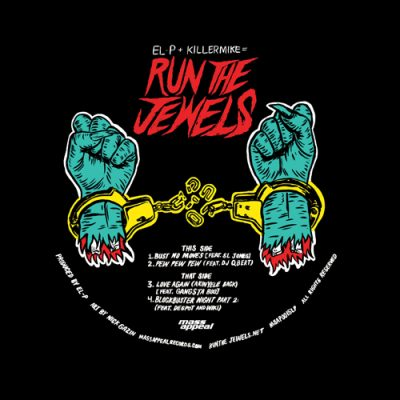 Run The Jewels – Bust No Moves EP (2015) (Vinyl) (FLAC + 320 kbps)