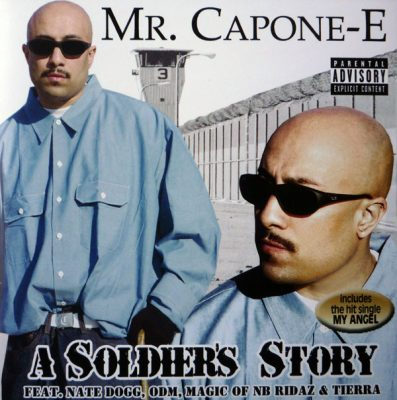 Mr. Capone-E – Always And Forever (CD) (2006) (FLAC + 320 kbps)