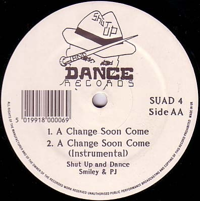 Shut Up And Dance – Lamborghini / A Change Soon Come (1990) (VLS) (FLAC + 320 kbps)