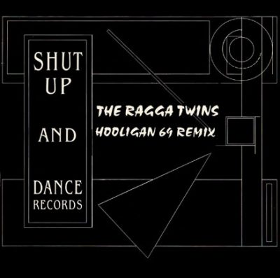 Ragga Twins – Hooligan 69 (1991) (CDS) (FLAC + 320 kbps)
