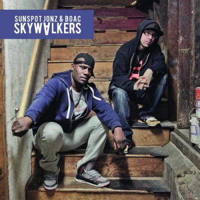 Sunspot Jonz & Boac – Skywalkers (CD) (2013) (FLAC + 320 kbps)