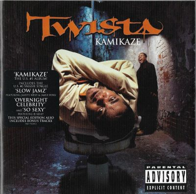 Twista – Kamikaze (Special Edition) (2004) (CD) (FLAC + 320 kbps)