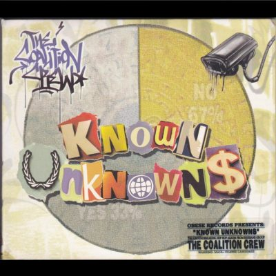 The Coalition Crew – Known Unknowns (2xCD) (2009) (FLAC + 320 kbps)