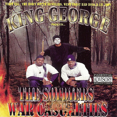 King George Presents The Soldiers – War Casualties (CD) (1999) (320 kbps)
