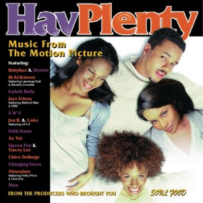 OST – Hav Plenty (CD) (1998) (FLAC + 320 kbps)