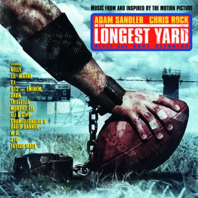 OST – The Longest Yard (CD) (2005) (FLAC + 320 kbps)