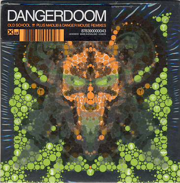 DANGERDOOM – Old School (CDS) (2006) (FLAC + 320 kbps)
