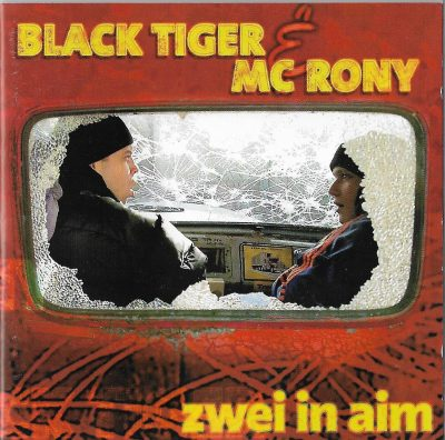 Black Tiger & MC Rony – Zwei In Aim (2000) (CD) (FLAC + 320 kbps)