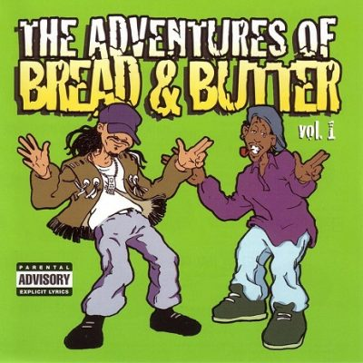 Bread & Butter – The Adventures Of Bread & Butter Vol. 1 (CD) (1998) (FLAC + 320 kbps)