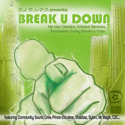 DJ B.Loo – Break U Down (2004) (CD) (FLAC + 320 kbps)