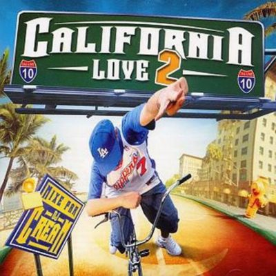 DJ Cream – California Love 2 (CD) (2003) (FLAC + 320 kbps)